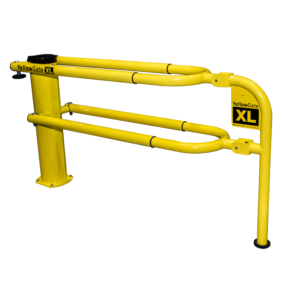 Yellowgate XL Barrier Gate